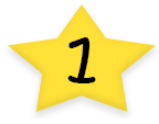 Star With Number One