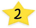 Star With Number Two